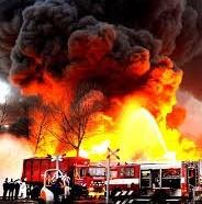 Blusschuim - Chemische Branden