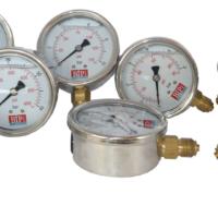 Thermometer - Manometer